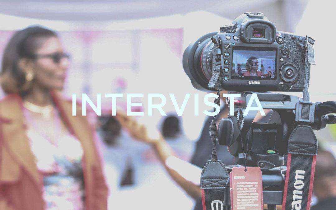 Realizzare un'intervista efficace