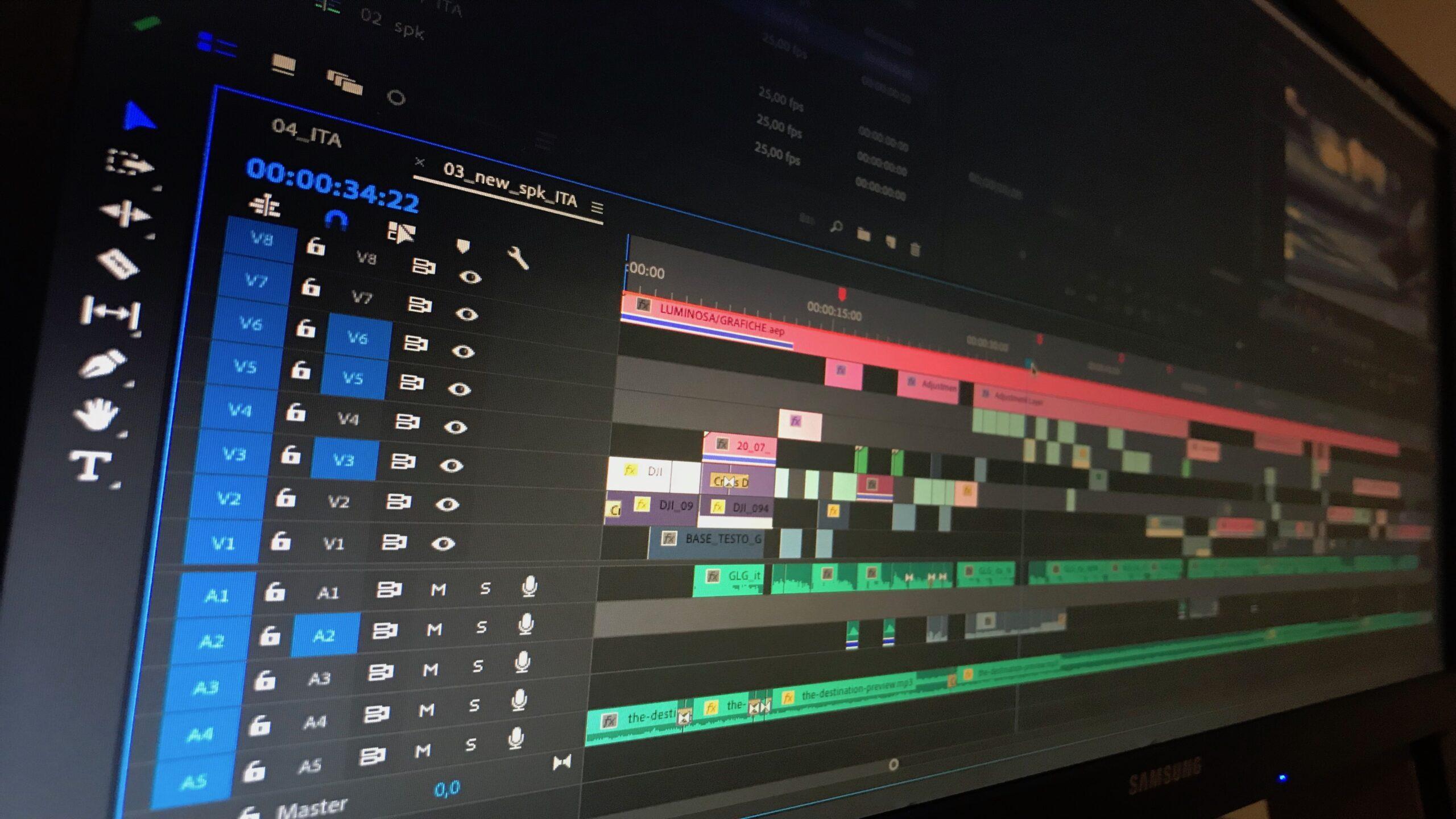 realizzare un video aziendale